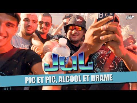 Youtube: CLIP – Pic et Pic, Alcool et Drame – Jul (Clip Planète Rap) #PlanèteRap