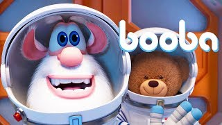 Booba  - 🚀Spaceship - Funny cartoons for kids and teens - Moolt Kids Toons Happy Bear