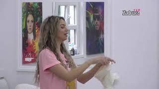 Zadruga 3 - Iva Grgurić pleše uz pesmu za buđenje - 18.01.2020.