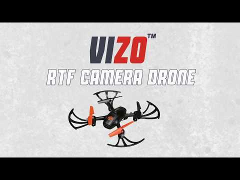 Revolution RC Vizo FPV Camera Drone RTF