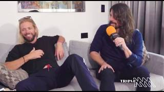 Dave Grohl And Taylor Hawkins Reveal New Foo Fighters Music