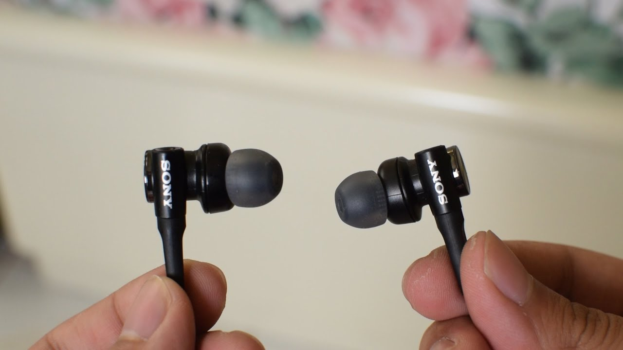 Sony MDR-XB50AP Extra Bass Earphones Review!