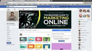 Tips Beriklan Page Like Facebook