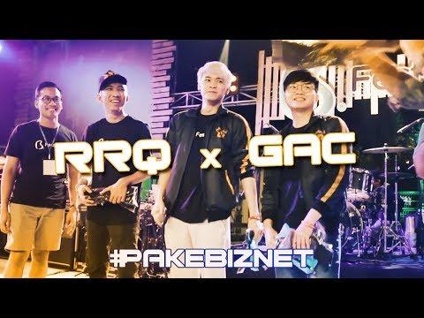 Team RRQ Goes To Bojonegoro Bareng Biznet!!