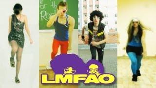 LMFAO - Party Rock Anthem (Клип из конкурсных работ)