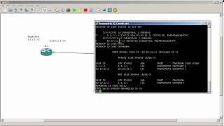 OSPF For Babies Part 5 - debug ip ospf hello with two routers