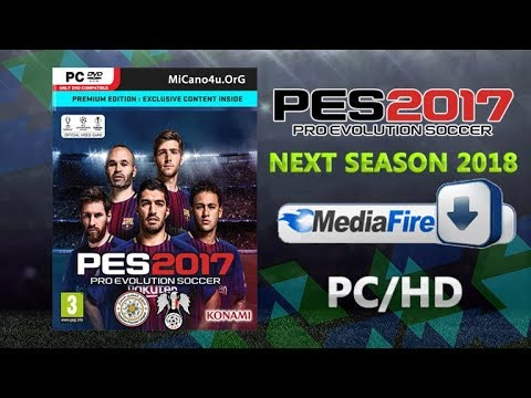 pes 2017 patch 2018 download pc