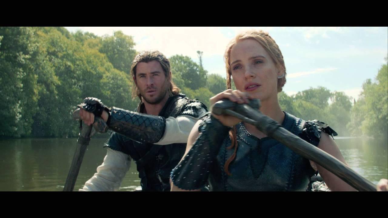 """Le Chasseur et la Reine des Glaces / Extrait """"Eric plaisante avec Sara"""" VF [Au cinéma le 20 Avril]"""