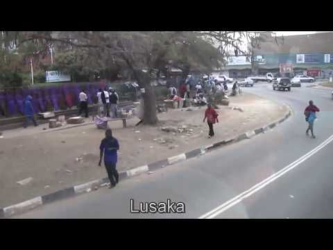Backpacking in Lusaka, Zambia