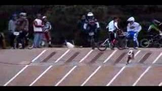 All Japan BMX Championship 2008 Elite MEN -Final-