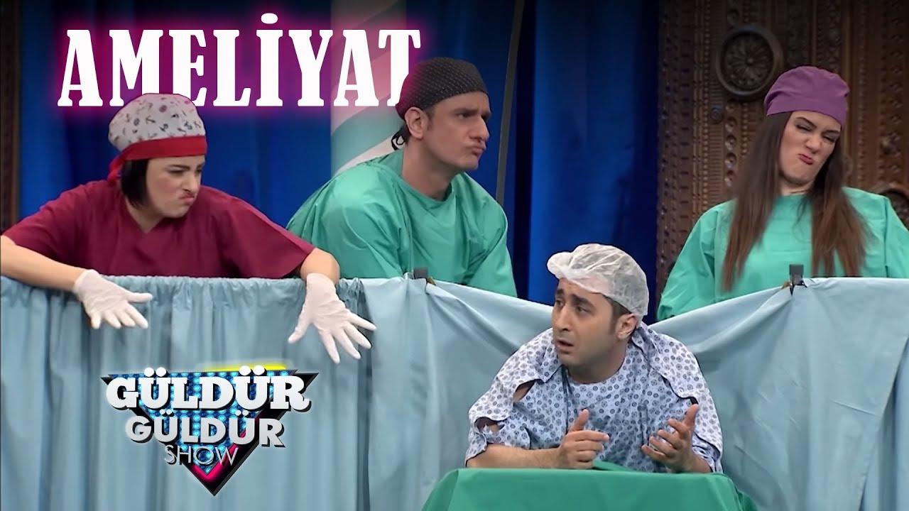 Güldür Güldür Show 100 Bölüm Ameliyat Skeci Youtube