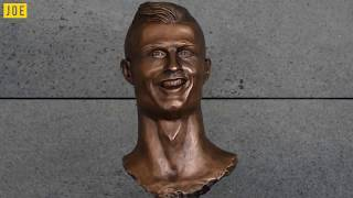 Cristiano ronaldo lists all the countries he'll score against at the world cup
