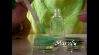 Nail Polish made from Eyeshadow (re-upload) Thumbnail