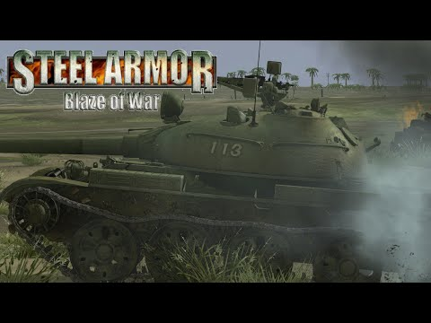 Steel Armor: Blaze Of War #1 -German- Intensive Panzersimulation