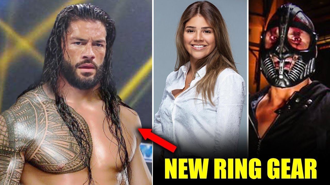 Roman Reigns Shirtless In-Ring Gear CONFIRMED, Aalyah Wrestling? Raw Ratings, Retribution Roast