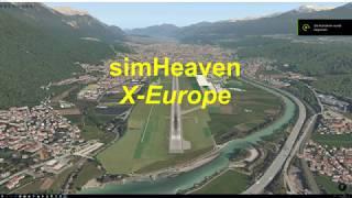 X-EUROPE 1.0b Innsbruck - St. Johann 4k