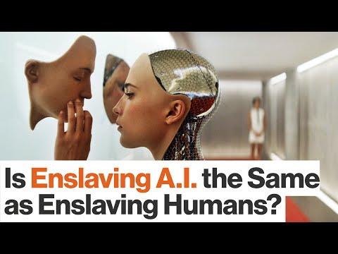 A.I. Ethics: Should We Grant Them Moral and Legal Personhood? | Glenn Cohen