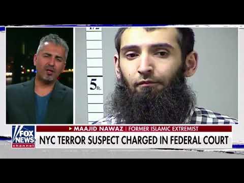 Maajid Nawaz - The Problem With Fighting Islamist Extremism