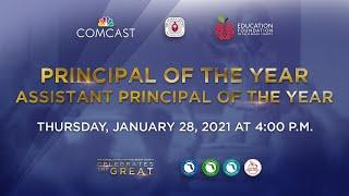 Principal of the Year 2021