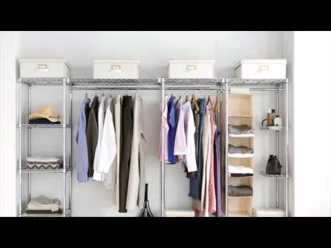Howards Storage World - easy build shelving solution