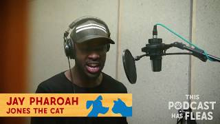 Things Get Hairy Between Jones the Cat (Jay Pharoah) and Waffles the Dog (Emily Lynne)