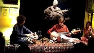 Raga Vachaspati: Gat-s in Tintal and Ektal  David Trasoff-sarode; Hironori Yuzawa-tabla