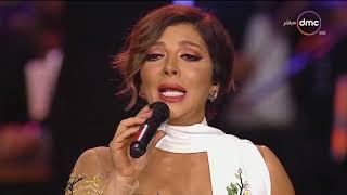 """فجرالسعيد تشن هجوما على أصالة نصري بسبب أغنية """"أنشودة الفن""""-(فيديو)"""