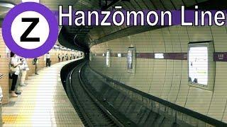 Tokyo Metro Hanzōmon Line 東京地下鉄半蔵門線
