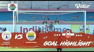 Persipura Jayapura (1) vs (3) Persib Bandung - Goal Highlight | Shopee Liga 1