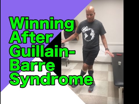 Guillain Barre Syndrome Physical Therapy