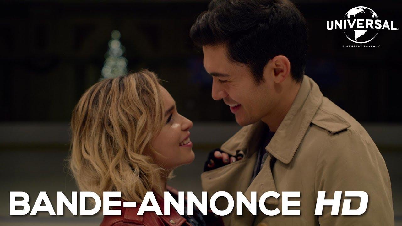 Last Christmas - Bande-annonce officielle VOST [Au cinéma le 27 novembre]