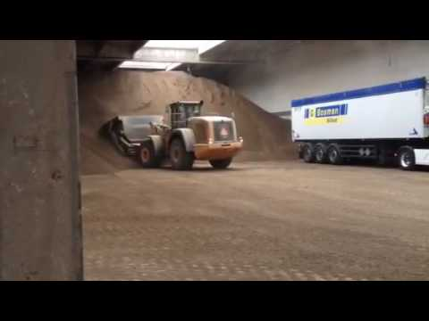 Igma trechterbak truck loading