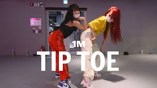 Baixar Jason Derulo - Tip Toe /  Yeji Kim X Woonha  Choreography