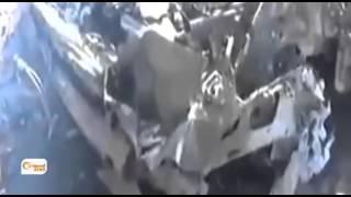 القنيطرة مقتل قائدين عسكريين في غارات إسرائيلية جديدة على اللواء 90