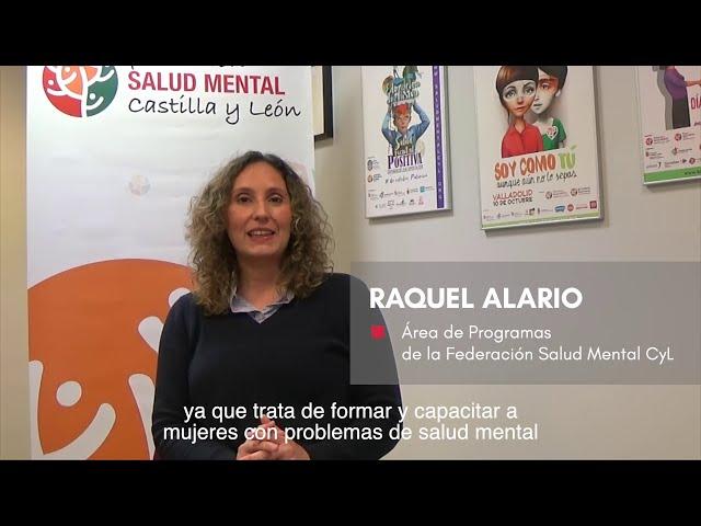 Proyecto T-Apoyo - Salud Mental Castilla y León