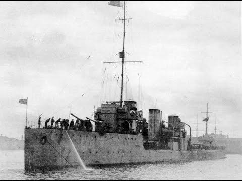 Izyaslav torpedoes some Cykas