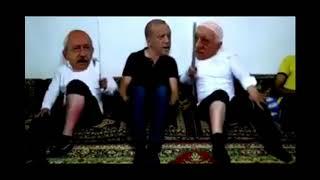 Recep Tayyip Erdoğan Kemal Kılıçdaroğlu Fethullah Gülen