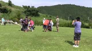 アップロード2014-09-08 今日は、勝田家の愛犬ロッキーと一緒に「ひだま...