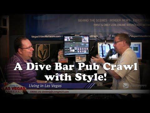 A Dive Bar Pub Crawl With Style - LiLV #331