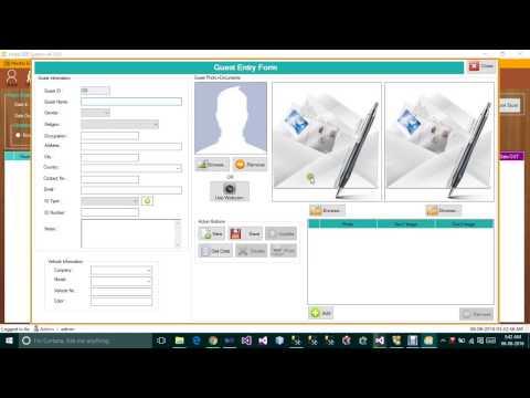 Hotel ERP System v 1 0 برنامج ادارةالفنادق