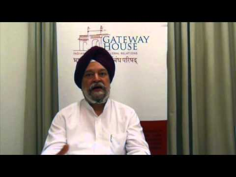 Interview with Ambassador Hardeep Puri (Part I)