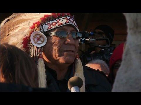 Dakota Access Pipeline fight isn