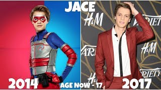 Henry Danger Real Name and Age 2017