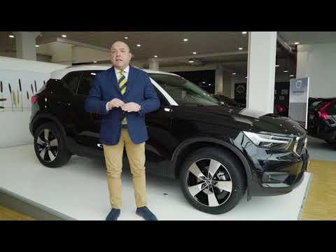 Nuovo Volvo XC40 - Video Review - Concessionaria Gino