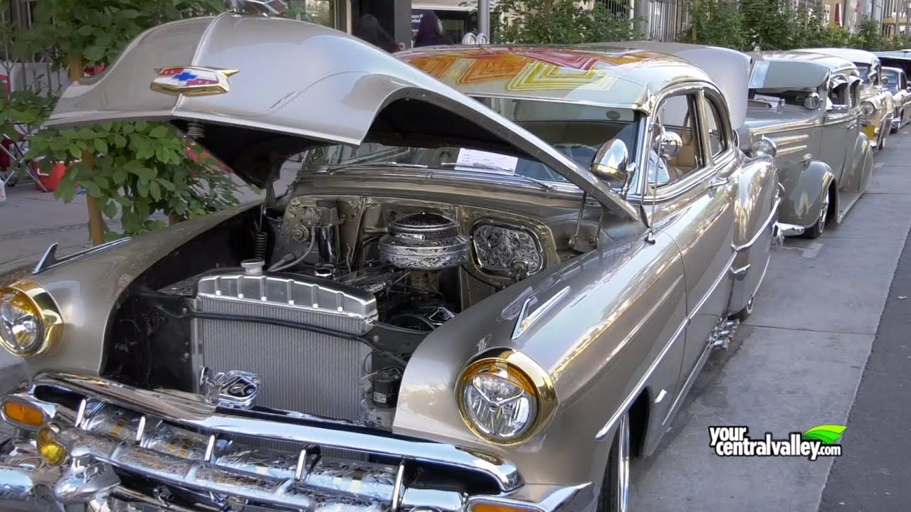 Ride of the Week: Chris Casilas' 1954 Chevy Bel Air