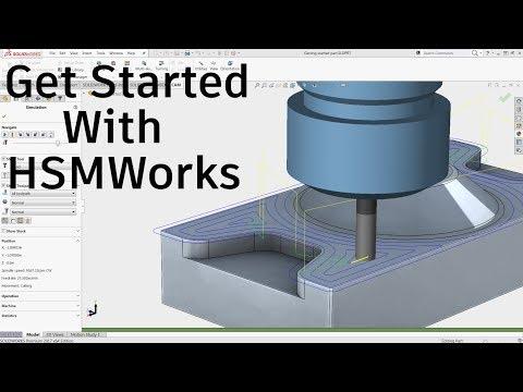 HSMWorks Sk/Cz - HSMXpress Download/Instal by C-engineering