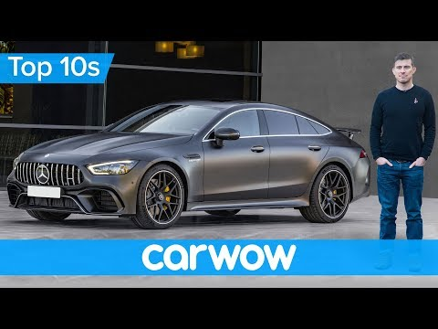 New Mercedes-AMG GT 4-Door Coupé 2018 – it's the world's most sensible supercar