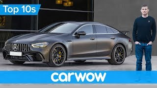 New Mercedes-AMG GT 4-Door Coupé 2018 – it