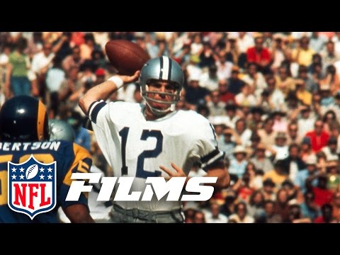 #2 Roger Staubach | Top 10 Heisman Winners In NFL History | NFL Films