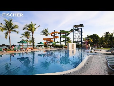 Royal Decameron Panama Resort Layout